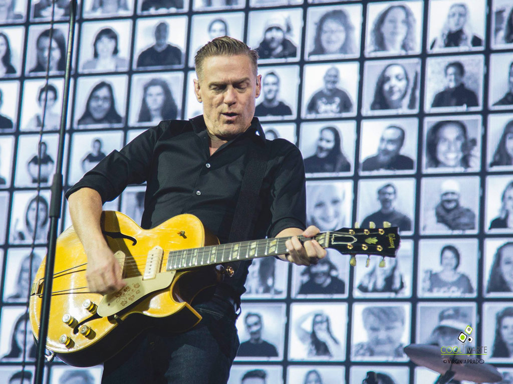 Bryan Adams | Shine a Light Tour Antel Arena 14 de Octubre 2019 Fotografía · Virginia Prado www.cooltivarte.com