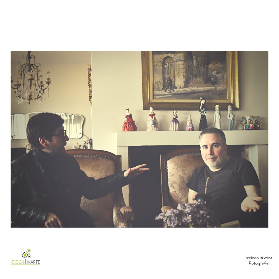 Entrevista al músico y productor Dany López Por Paulo Roddel setiembre 2019 Fotos Andrea Silvera www.cooltivarte.com
