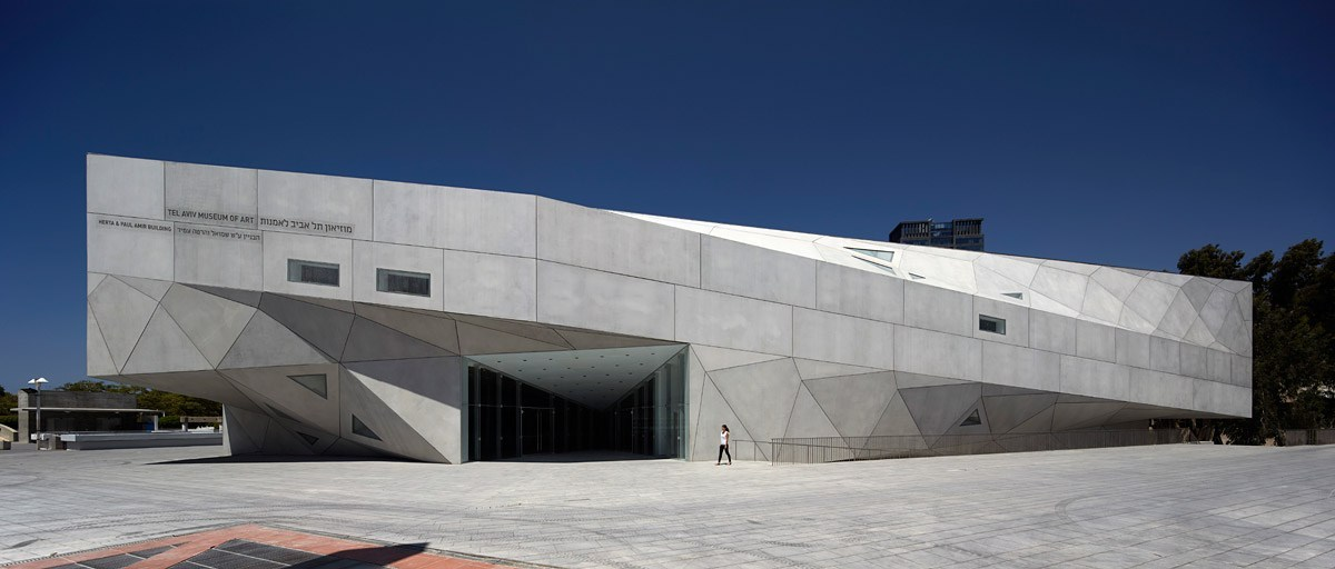 Museo Arte Tel Aviv