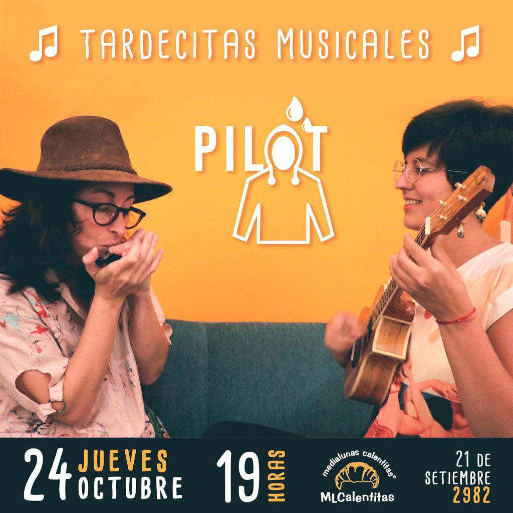 PiLót, integrado por Mariana Vázquez y Julia Melo