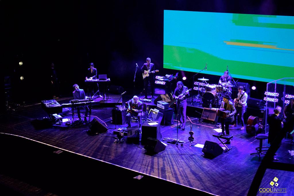 bajofondo auditorio nacional del sodre octubre 2019 foto claudia rivero www.cooltivarte.com