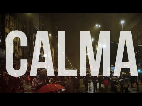 CALMA (Letra y música Azael Gómez Saéz) Grabado y Producido por La Mujer Pájaro Mezcla y Master: Álvaro de León Invitados en coros: Tina Esquiabo y Alejandro Perego.