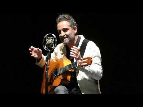 La aparecida - Jorge Drexler - Silente - Teatro Gran Rex - Buenos Aires - 28.09.2019