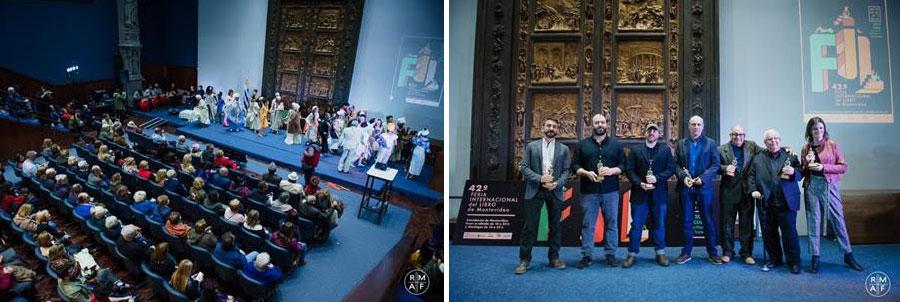 premiados-Premios Bartolomé Hidalgo 2019