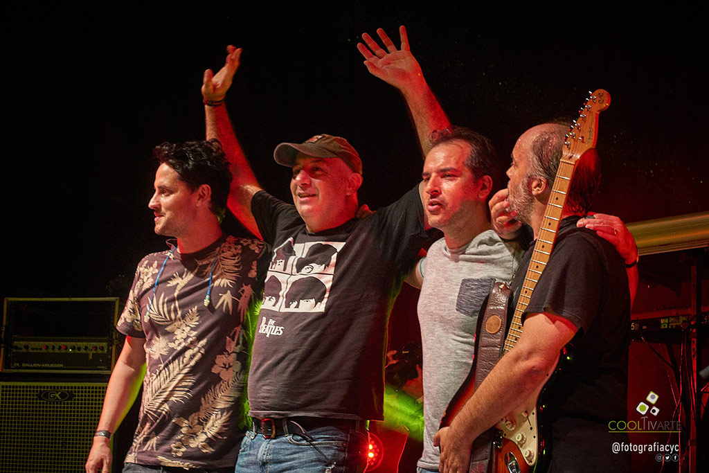 La Triple Nelson. Lugar: La Trastienda. Fecha 15/11/2019 Fotografías: @fotografiacyc @chiazzarocastro www.cooltivarte.com