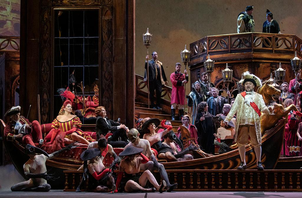 La ópera Los Cuentos de Hoffmann podrá verse en vivo a través de www.teatrocolon.org.ar