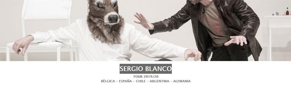 SERGIO BLANCO TOUR 2019/20 BÉLGICA - ESPAÑA - CHILE - ARGENTINA - ALEMANIA
