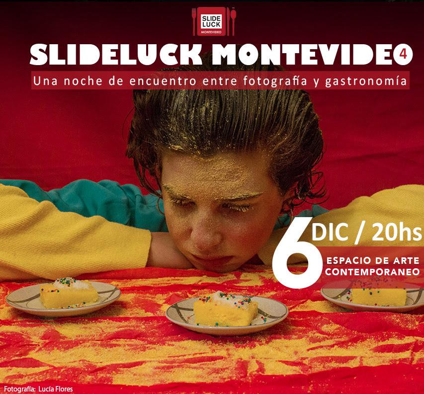 Slideluck Montevideo IV Encuentro de Fotografía y Gastronomía