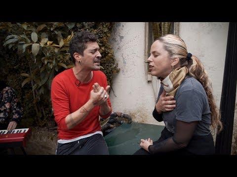 """Muerdo presenta una versión muy especial de su canción """"Claridad"""" en colaboración con Julia Ortiz(Perotá Chingó). Grabado en Buenos Aires en Octubre de 2019."""