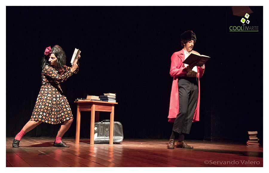 Budapest Dirección Lia Jaluff Teatro de la Casa de la Cultura de Maldonado diciembre 2019 Foto Servando Valero www.cooltivarte.com