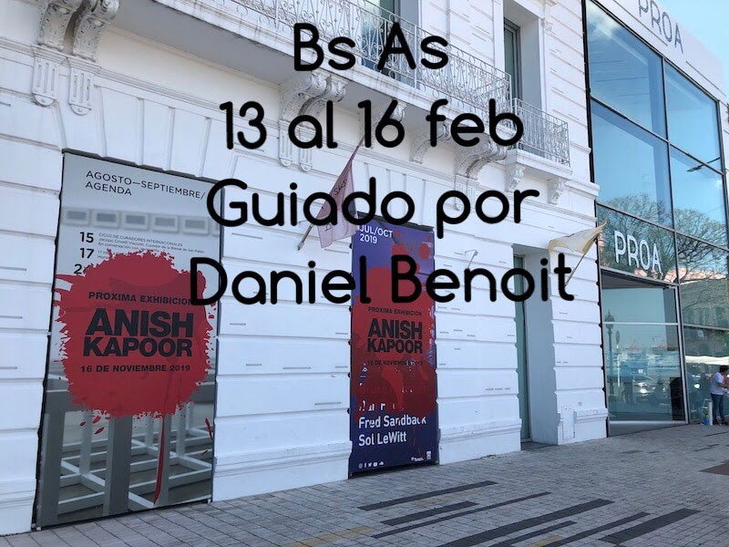 Escapada a Bs As CONFIRMAR ANTES del 10 ENE - Seña u$ 90 Salida de Tres Cruces jueves 13 febrero: 7 hs vía Colonia, arribando a Bs As 11.30 hs Regreso domingo 16 feb: 18.55hs llegando a Mvo 23 hs