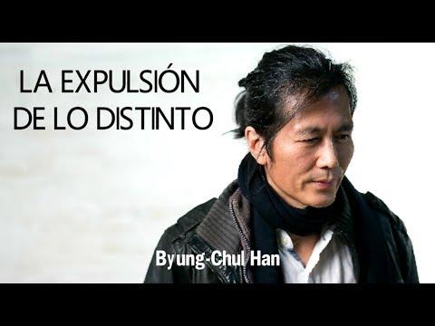 """Síntesis y análisis del libro """"La Expulsión de lo Distinto"""" de Byung-Chul Han Claudio Alvarez Teran"""