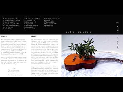 Todas las música y letras: Pedro Restuccia. Derechos reservados en AGADU © 2009.