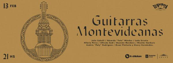 Guitarras Montevideanas