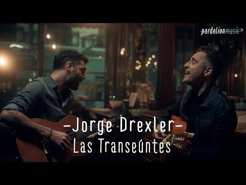 Jorge Drexler - Las Transeúntes Guitarra y coros: Seba Prada Management Jorge Drexler: Presser Martos Locación: Café La Farmacia, Montevideo Uruguay.