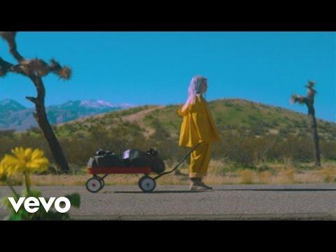 Music video by Billie Eilish performing Bellyache