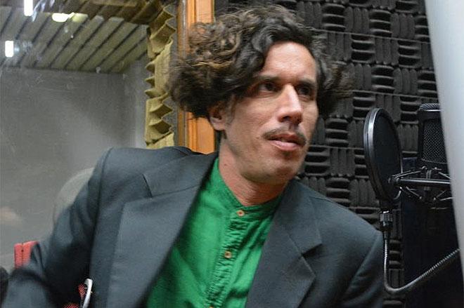 EL TUNGUE LÉ La poesía del mundo desembarca en Montevideo Con el poeta Martín Barea Mattos, coordinador del Mundial Poético