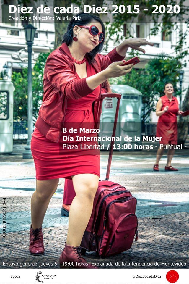 8M - Día Internacional de la Mujer - Diez de cada Diez