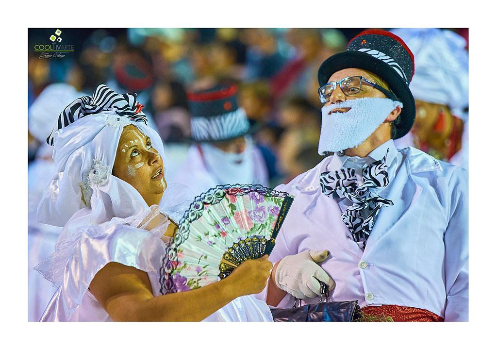Llamadas - Carnaval - Retratos - Ciudad de la Costa - 29 de Febrero de 2020- Fotos © Esmir Jorge. @esmir.jorge www.cooltivarte.com