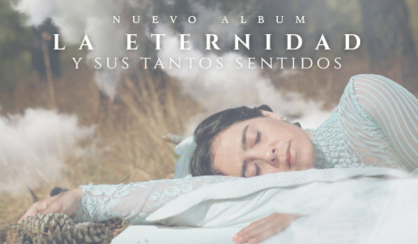 Mariana Lucía - La eternidad y sus tantos sentidos [Nuevo álbum]