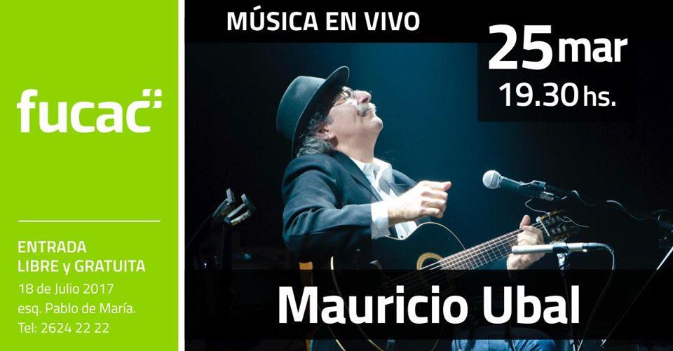 Mauricio Ubal