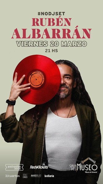 NO DJ Set de Rubén Albarrán