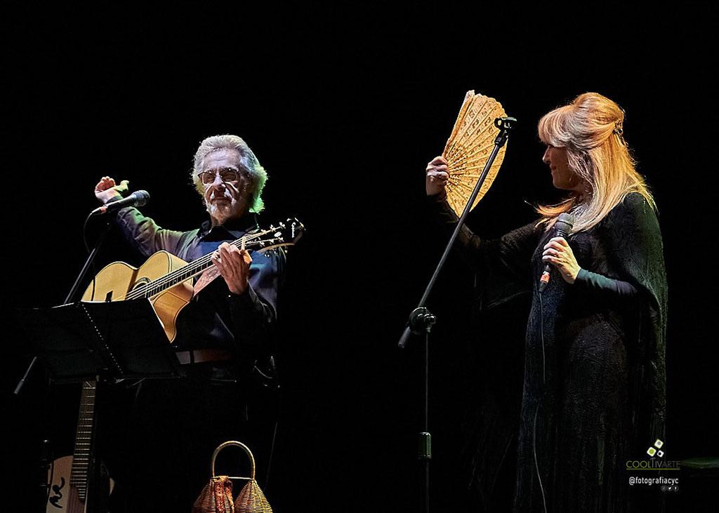 Washington & Cristina en Complejo Cultural Politeama - Canelones 28-02-2020 - Fotografías: Chiazzaro - Castro - Fotografiacyc www.cooltivarte.com