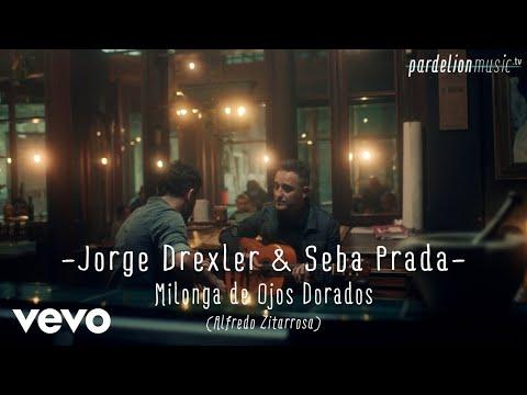 Jorge Drexler & Seba Prada - Milonga de ojos dorados (Alfredo Zitarrosa) Management Jorge Drexler: Presser Martos