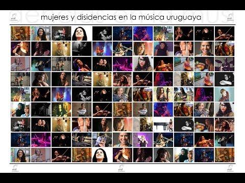 Mujeres y Disidencias en la Música Uruguaya es la colectividad que surge con más de 200 mujeres y disidencias. En este primer registro audiovisual participan más de 80 artist@s de diferentes géneros musicales de la escena musical uruguaya.