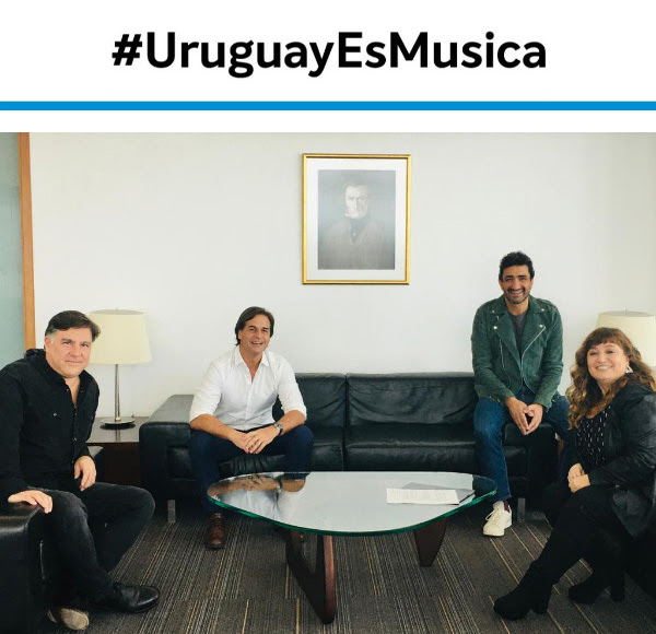 #UruguayEsMusica