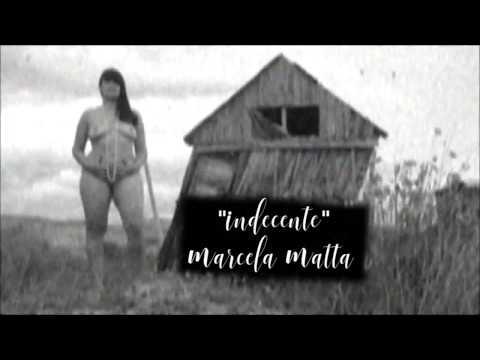 La poeta montevideana Marcela Matta en Cabo Polonio.