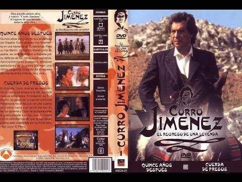 """Aquí un fragmento del capítulo: """"Cuerda de presos"""", de la temporada """"El regreso del Curro Jiménez"""". Con la participación de Tabaré Rivero, como 'El Perro'."""