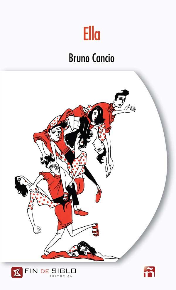 Tapa Ella de Bruno Cancio