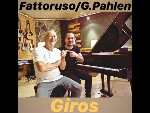 HUGO FATTORUSO - PIANO RODRIGO G PAHLEN - ARMÓNICA TEMA: GIROS . COMPUESTO POR FITO PAEZ