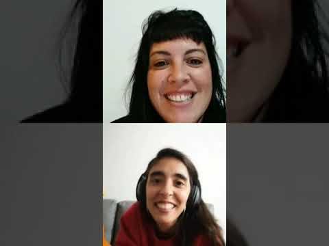 Andrea Silvera en VIVO CON INÉS ERRANDONEA
