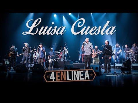 4 en Linea Larbanois & Carrero + Emiliano y El Zurdo Teatro Solís 2017 Letra y música: Mario Carrero