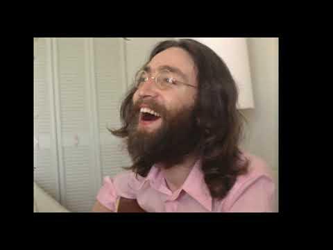 Oh Yoko! - John Lennon & Yoko Ono (4K) Sheraton Oceanus Hotel, Freeport, Bahamas, 25 May 1969