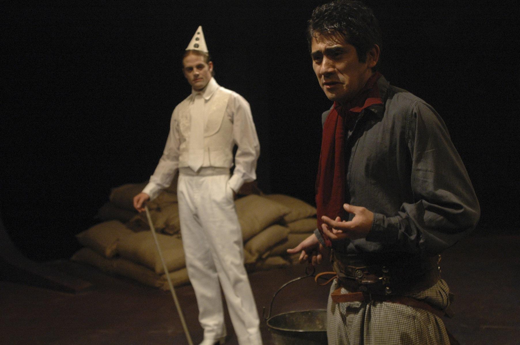 El sábado 4 de julio a las 20 hs., se ofrecerá a través de las plataformas Cultura en Casa y la web del Complejo Teatral de Buenos Aires,El niño argentino, escrita y dirigida por Mauricio Kartun.