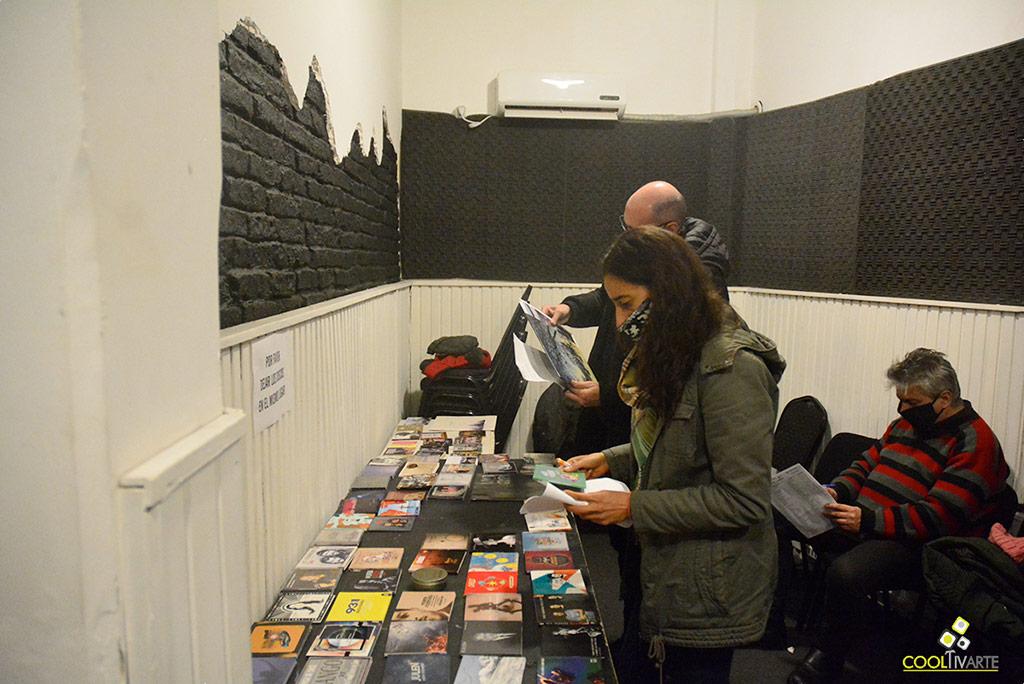 Primera Reunión de Jurados Premios Graffiti 2020 - Votación Mejor Diseño de Arte - Julio 2020 - Escuela Carne Montevideo - Foto © Federico Meneses www.cooltivarte.com