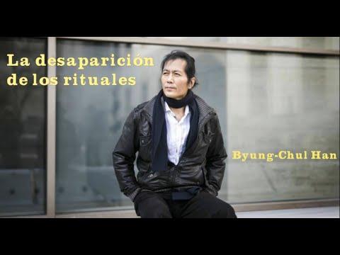 """Síntesis y análisis del libro """"La Desaparición de los Rituales"""" de Buyng-Chul Han Claudio Alvarez Teran"""