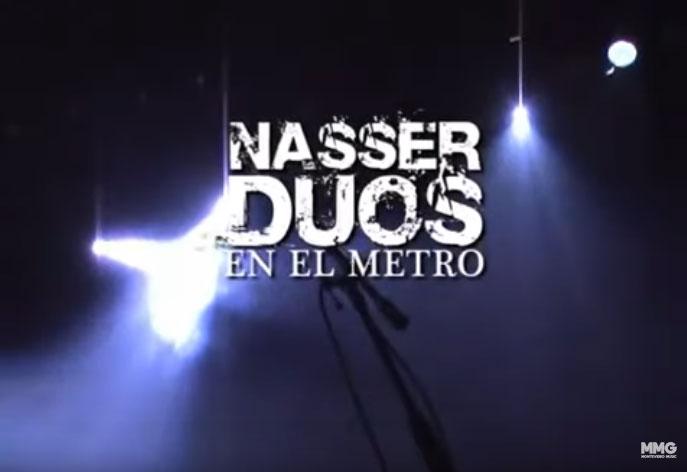 #JorgeNasser #Duos #EnVivo Jorge Nasser en vivo - Dúos en el Metro (Show Completo)