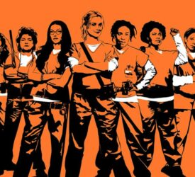 Su música suena todavía - Orange is the new black