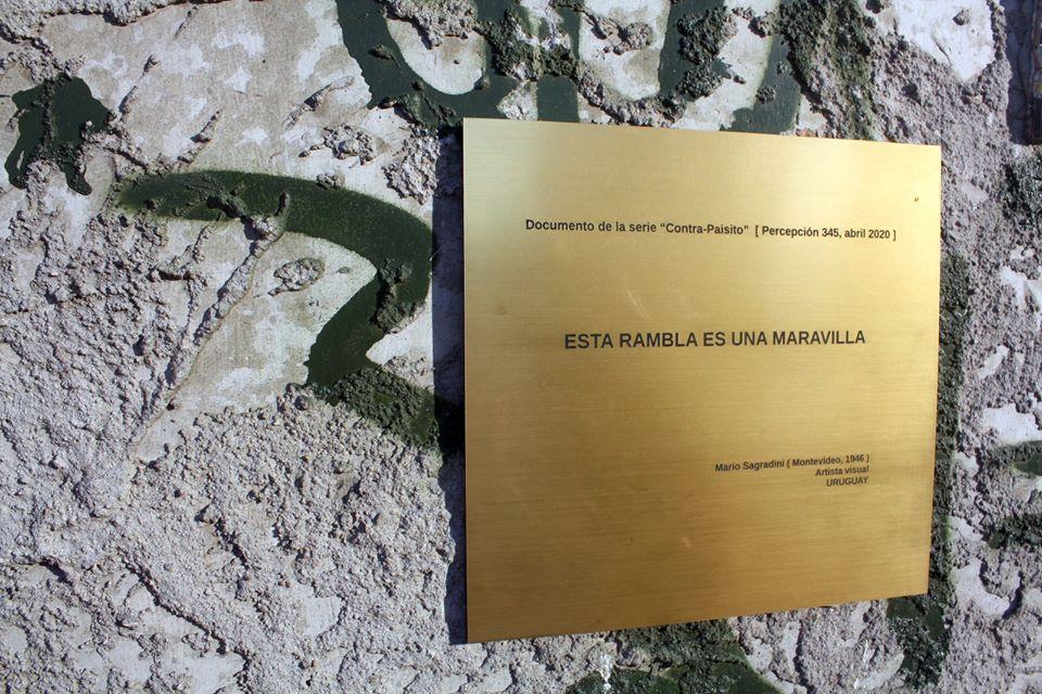 Mario Sagradini (Montevideo, 1946), Becas Guggenheim (1999) y Rockefeller - Universidad de Texas, Austin (1995); artista residente en Villa Serbelloni - Fundación Rockefeller (2001); Premio Figari a la Trayectoria.