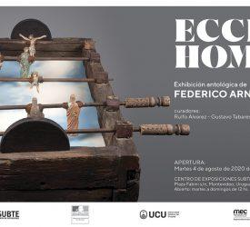 ECCE HOMO de Federico Arnaud - Centro de Exposiciones Subte