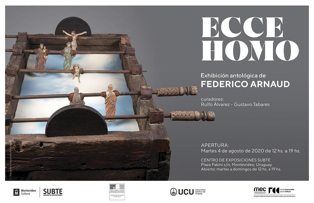 ECCE HOMO_Centro de Exposiciones Subte_Federico Arnaud