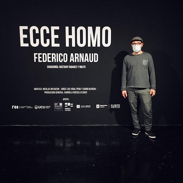 Centro de exposiciones Subte. ECCE HOMO - Federico Arnaud