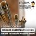 Selección de Artistas Plásticos - II BIENAL COLONIA 2020 Disciplinas: Dibujo, Fotografía, Grabado y Pintura