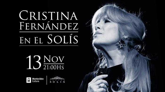 Palabras de amor el nuevo disco de Cristina Fernández bajo el Sello Ayuí