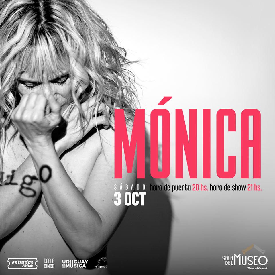 Mónica - 3 DE OCTUBRE - SALA DEL MUSEO