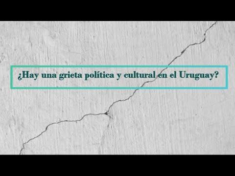 ¿Hay grieta política y cultural en el Uruguay?